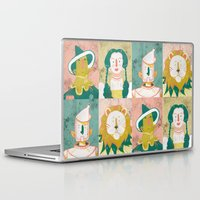 oz Laptop & iPad Skins featuring Oz by StinkyInky_Jess