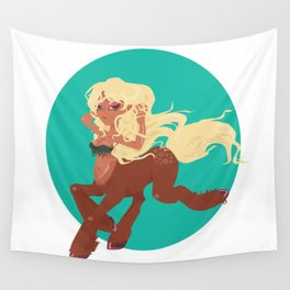 Sexy Centauress Wall Tapestry