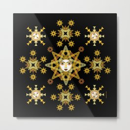 Stars collection by ©2018 Balbusso Twins Metal Print