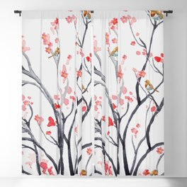 Spring Blackout Curtain