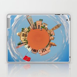 marrakech little planet Laptop & iPad Skin