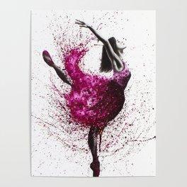 Ballet Wines Poster
