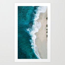 Fine Line Art Print
