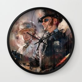 The favour Wall Clock