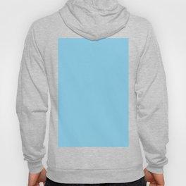 color sky blue Hoody