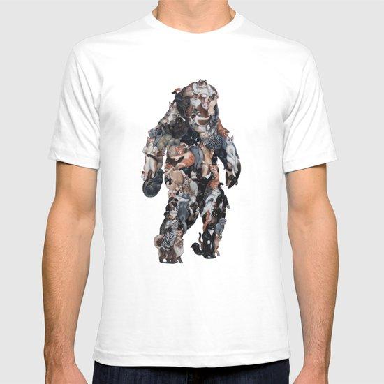 Catsquatch II T-shirt