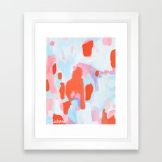 Color Study No. 11 Framed Art Print