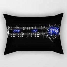FUS RO DAH Rectangular Pillow