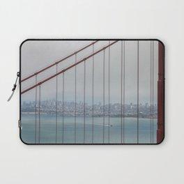 San Francisco Through Golden Gate Laptop Sleeve