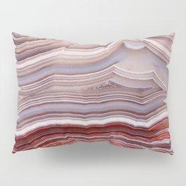 Agate Crystal Pillow Sham