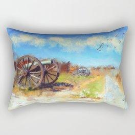 Antietam Under Blue Skies Rectangular Pillow