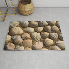The World of Shells Rug