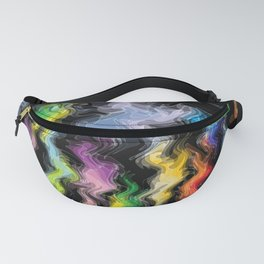 Smoky Colors Fanny Pack