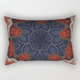 Better than Yours Colormix Mandala 14 Rectangular Pillow