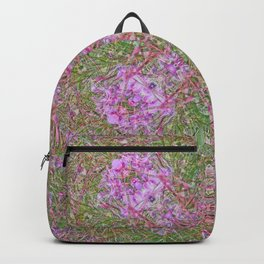 FIREWEED GOING TO LATE SUMMER SEED Backpack