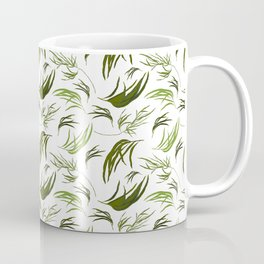 Cute Eucalyptus Leaves - Gorgeous Print Coffee Mug