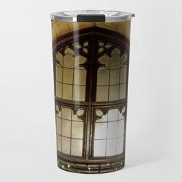 St. Mary Abbots Cloister Detail Travel Mug