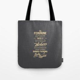 Feminine Spirit Tote Bag