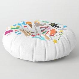Heart It Floor Pillow