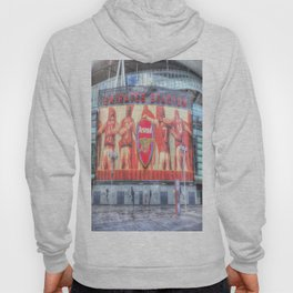 Arsenal FC Emirates Stadium London Hoody