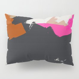 I am walking in Champs Elysees Pillow Sham