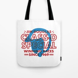 Jim Douglas - Class D Special Tote Bag
