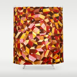 Home in June Shower Curtain