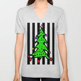 Christmas Tree | I Love Christmas Unisex V-Neck