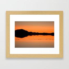 Salar de Uyuni 4 Framed Art Print