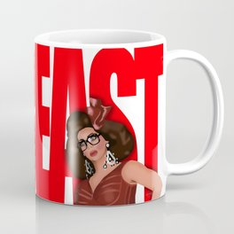 "Alyssa Edwards ""Beast"" Coffee Mug"