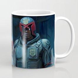 Currupt Judges from Judge Dredd Coffee Mug