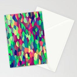 Pointillism  Stationery Cards