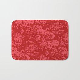 Romantic Roses Bath Mat