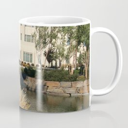 Meridian, ID LDS Temple Waving Grass Coffee Mug