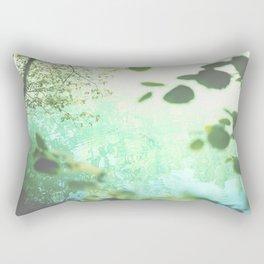 Green softness No1 Rectangular Pillow