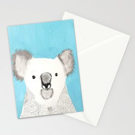 Russell The Koala Stationery Cards