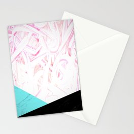 Sweet Like Candy Canes Stationery Cards