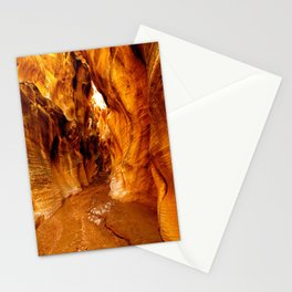 Slot Canyon Stationery Cards