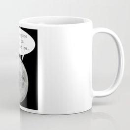 Awkward Moon Coffee Mug