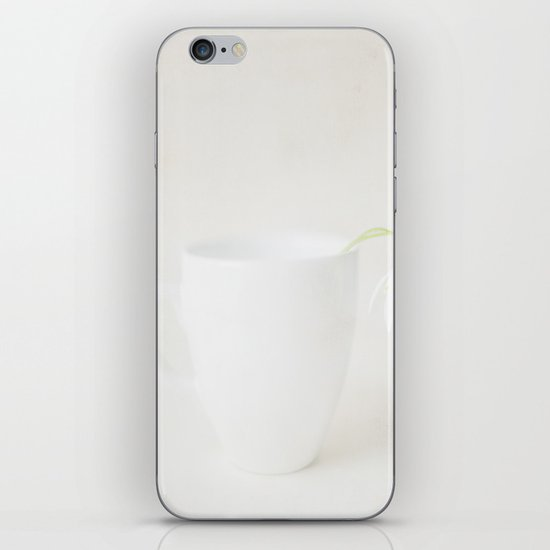 Snowdrop III iPhone Skin