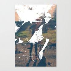 incognita Canvas Print