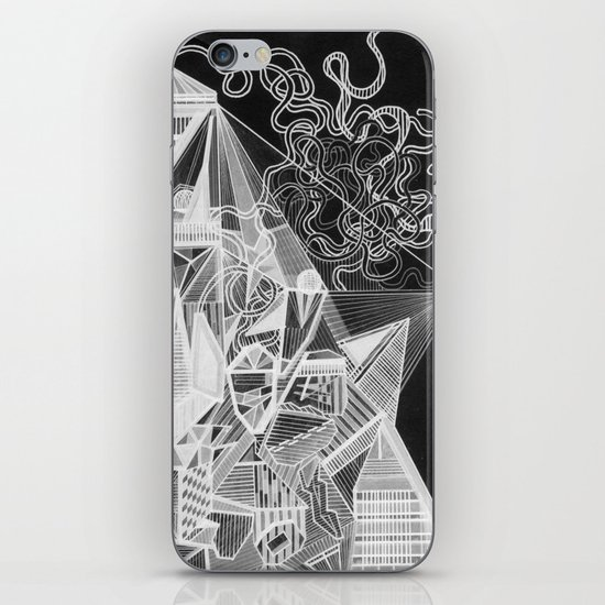 Structures iPhone Skin