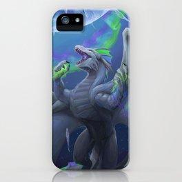 Absolute Zero iPhone Case