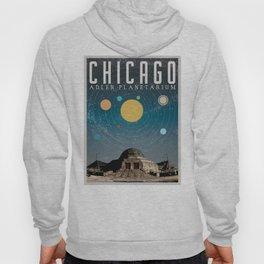 Chicago: Adler Planetarium Hoody