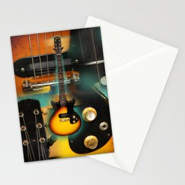 The Electric Guitar Stationery Cards