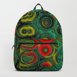 Beautiful Abstract Art by Raphael Terra Backpack