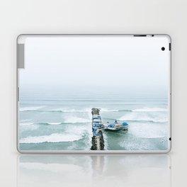 View off the Coast of Miraflores, Lima, Peru Laptop & iPad Skin