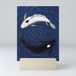 tui and la Mini Art Print