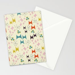 Deviled Starbursts Stationery Cards