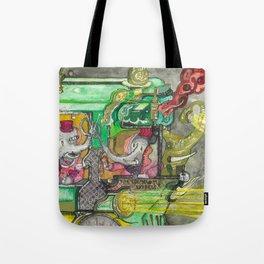 The Perfect PB & J Tote Bag